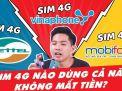 Những lợi ích mà sim 4G Viettel mang đến cho người sử dụng.